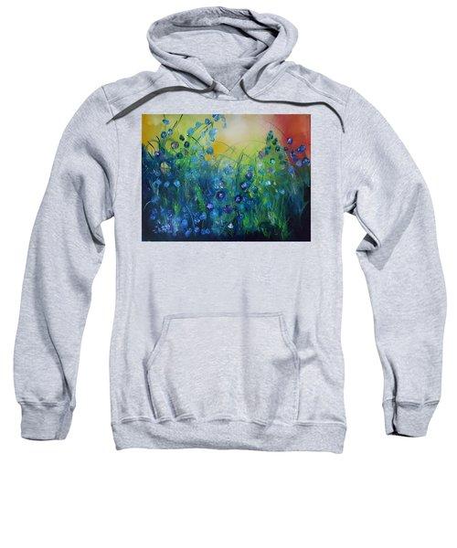 Abstract Flax           31 Sweatshirt