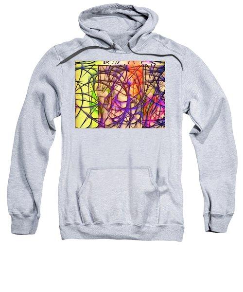 Abstract Fun 11 Sweatshirt