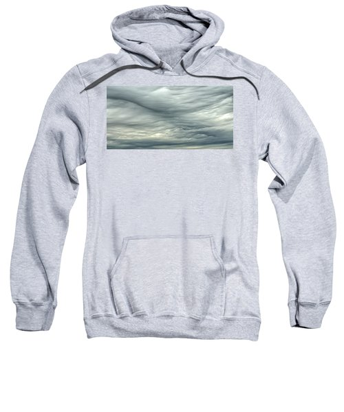 Abstract Of The Clouds 2 Sweatshirt