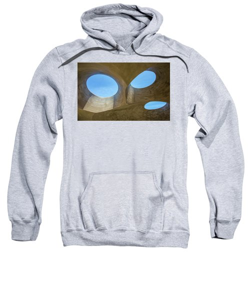 Abstract Of The Roof Sweatshirt