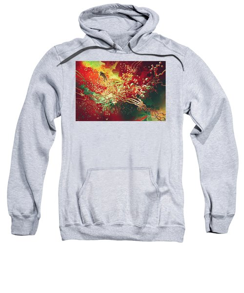 Abstract Space Sweatshirt