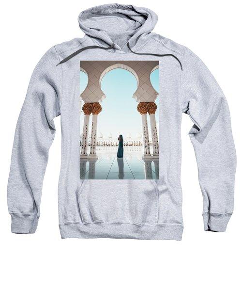Abu Dhabi Mosque Sweatshirt