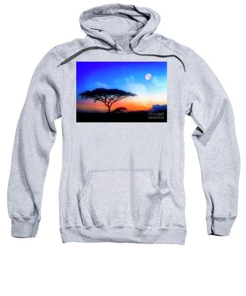 Acacia Sunset Sweatshirt