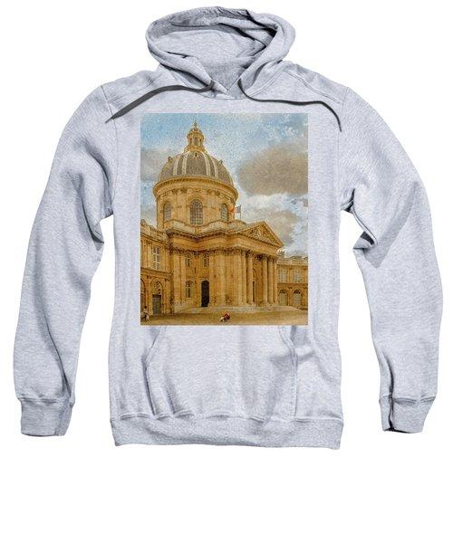 Paris, France - Academie Francaise Sweatshirt