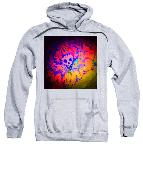 Acid Bat Sweatshirt by Jordan Kotter