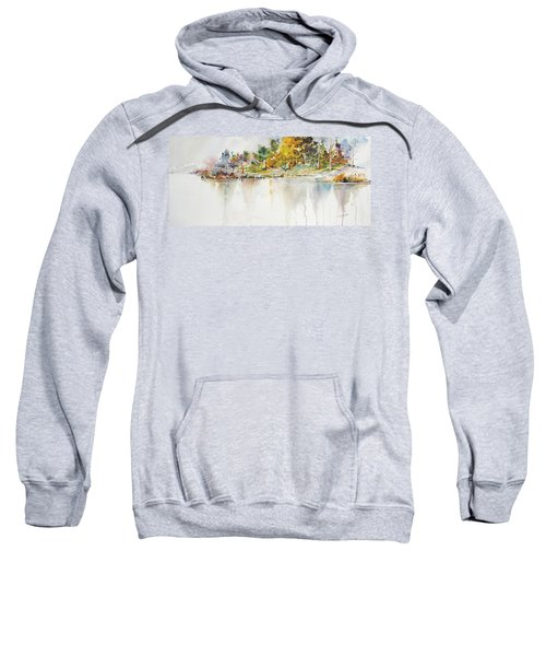 Across The Pond Sweatshirt