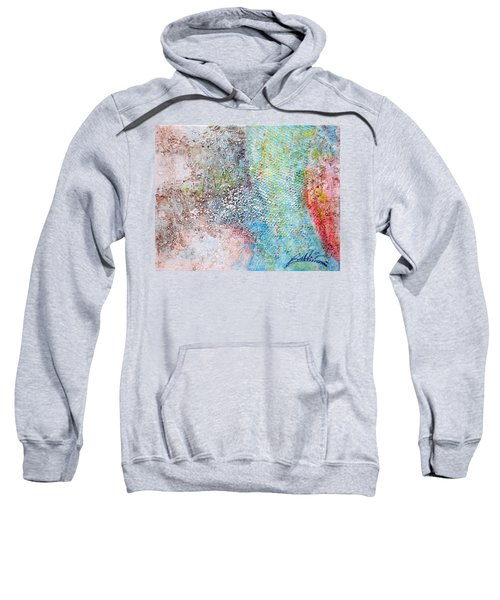 Abstract 201108 Sweatshirt