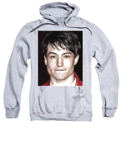 Actor And Musician Ezra Miller Sweatshirt