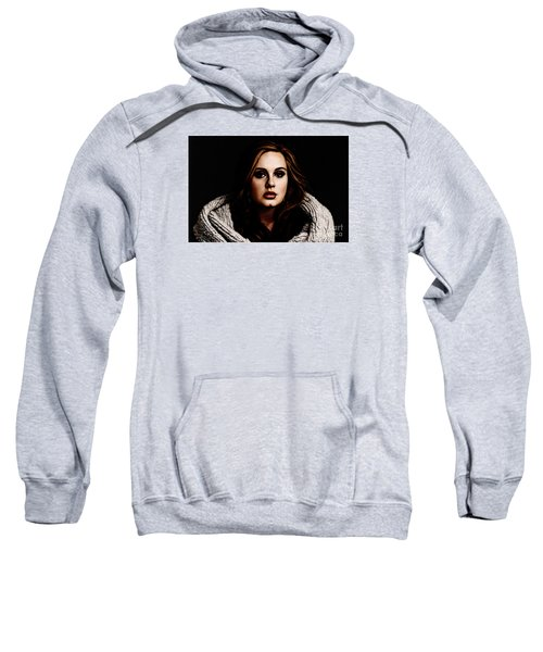 Adele Sweatshirt by The DigArtisT
