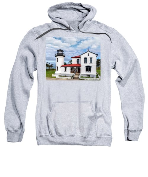 Admiralty Head Lighthouse Sweatshirt