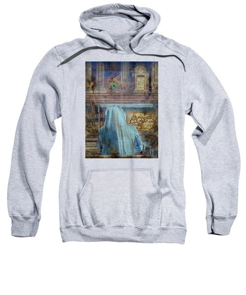 Adoration Chapel 3 Sweatshirt