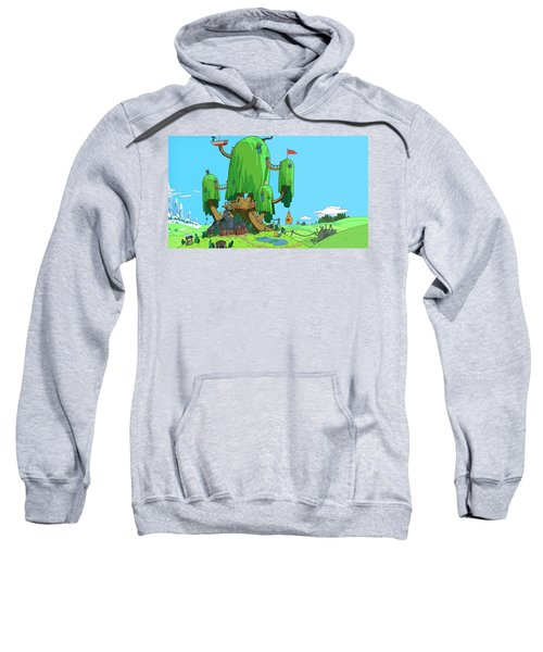 Adventure Time Sweatshirt