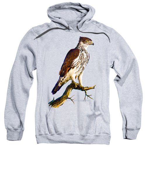 African Hawk Eagle Sweatshirt