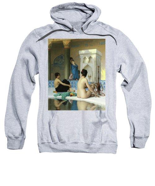 After The Bath, Jean Leon Gerome Sweatshirt