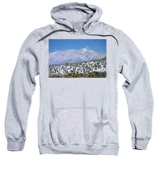 After The Blizzard Sweatshirt