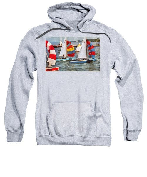 After The Regatta  Sweatshirt