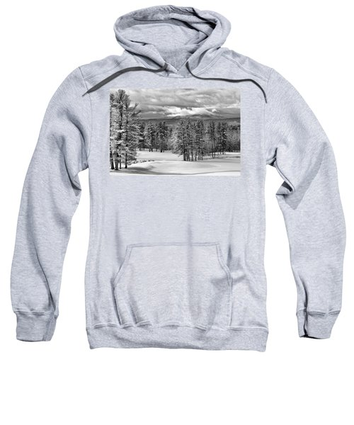 After The Snow  Sweatshirt