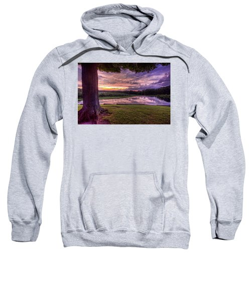 After The Storm At Mapleside Farms Sweatshirt