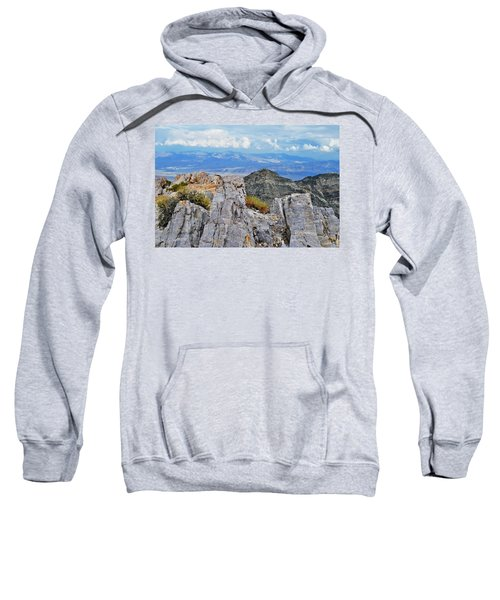Aguereberry Point Rocks Sweatshirt