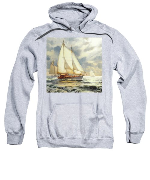 Ahead Of The Storm Sweatshirt