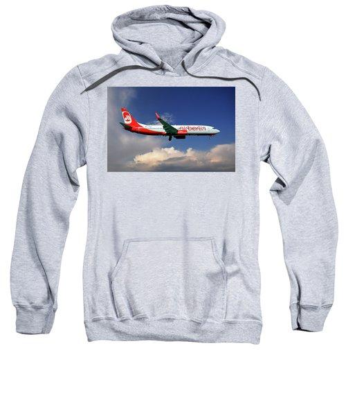 Air Berlin Boeing 737-800 Sweatshirt