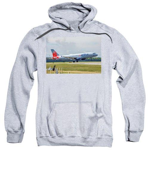Airbus A320 Boston Strong Sweatshirt