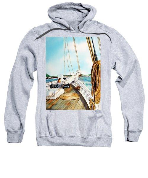 A.j. Meerwald-coming Home Sweatshirt