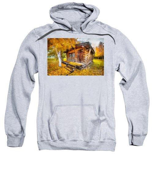 Alaskan Autumn Sweatshirt