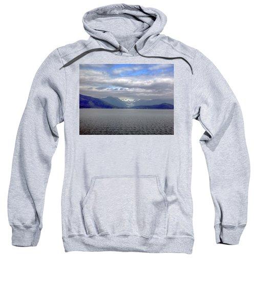 Alaskan Coast 2 Sweatshirt