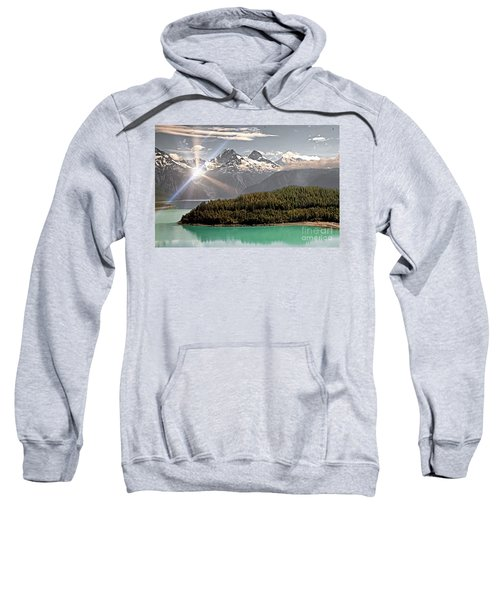 Alaskan Mountain Reflection Sweatshirt