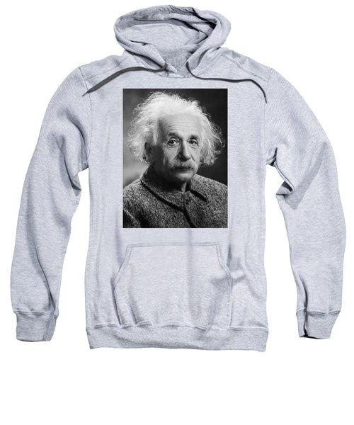 Albert Einstein Sweatshirt