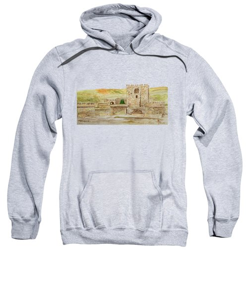 Alcazaba Of Almeria Sweatshirt