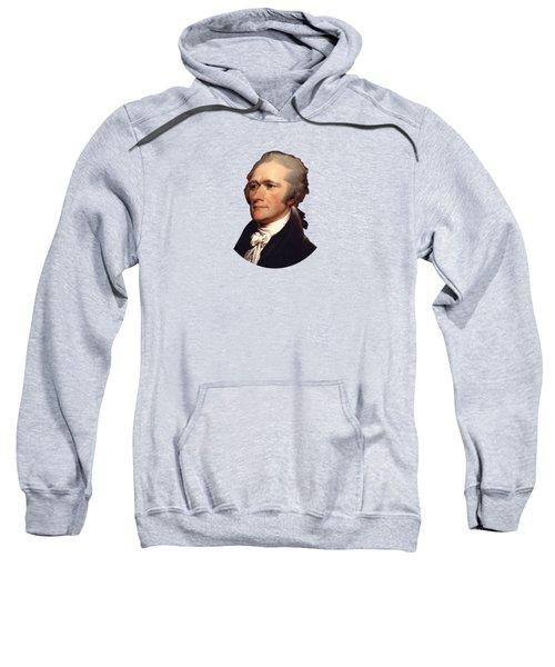 Alexander Hamilton By John Trumbull Sweatshirt