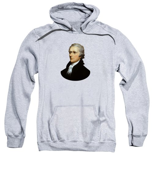 Alexander Hamilton Sweatshirt by War Is Hell Store