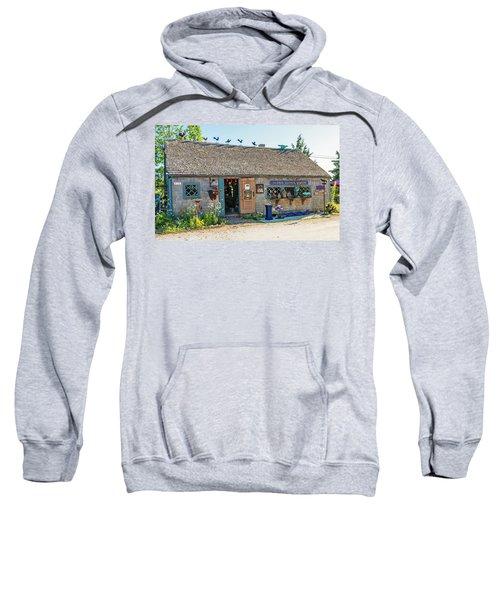 Alfie Glover's Bird Barn Sweatshirt