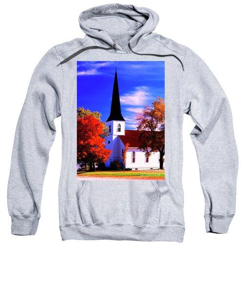 Algonquin Rd Church St Johns United  Sweatshirt