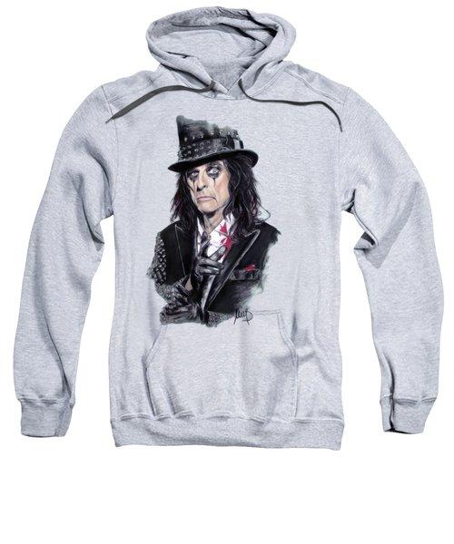 Alice Cooper Sweatshirt by Melanie D