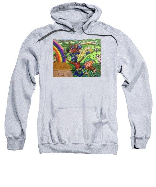 Alien Go Bragh Sweatshirt