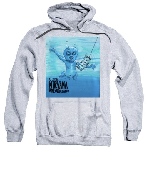 Alien Nevermind Sweatshirt