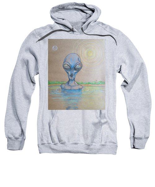 Alien Submerged Sweatshirt