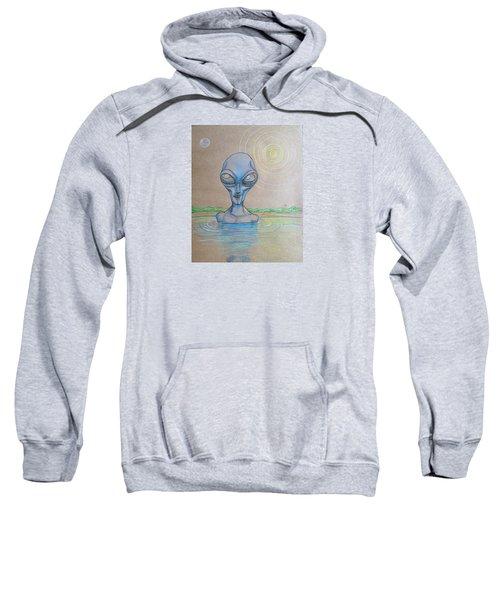 Alien Submerged Sweatshirt