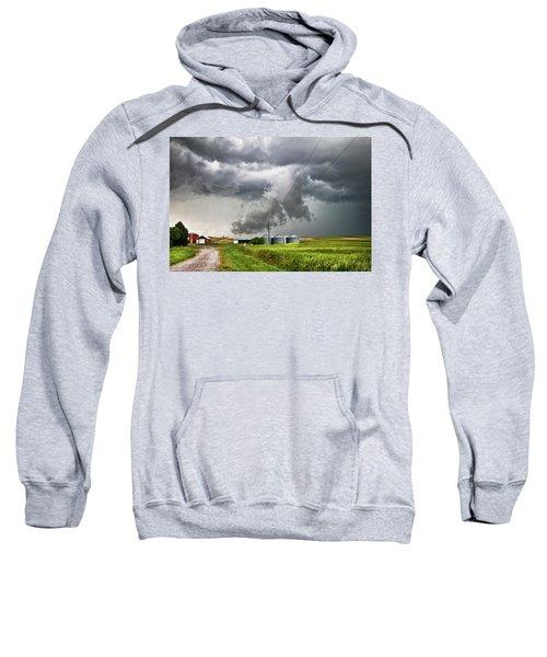 Alive Sky In Wyoming Sweatshirt