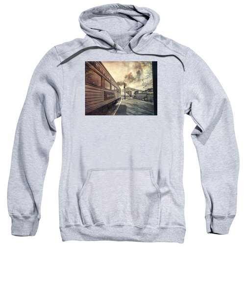 All Aboard Sweatshirt