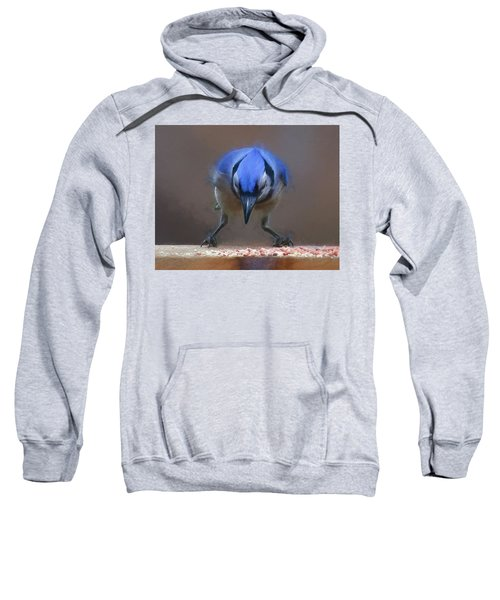 All About The Claws Sweatshirt
