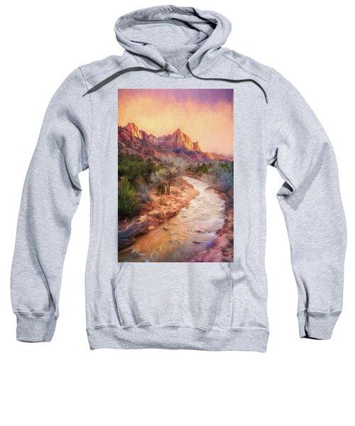 All Along The Watchtower Sweatshirt