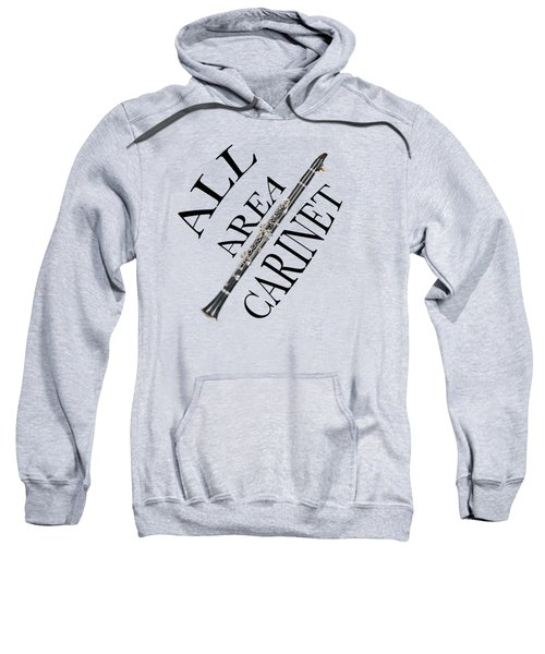 All Area Clarinet Sweatshirt
