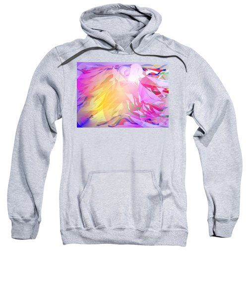 All I Need Is An Angel Sweatshirt