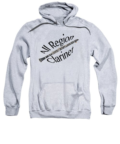 All Region Clarinet Sweatshirt