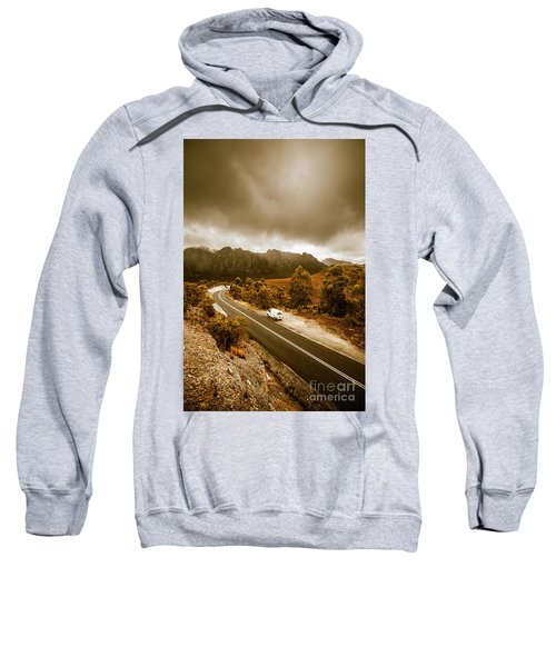 All Roads Lead To Adventure Sweatshirt