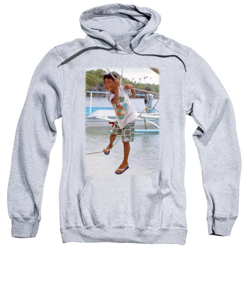All Roped Up Sweatshirt